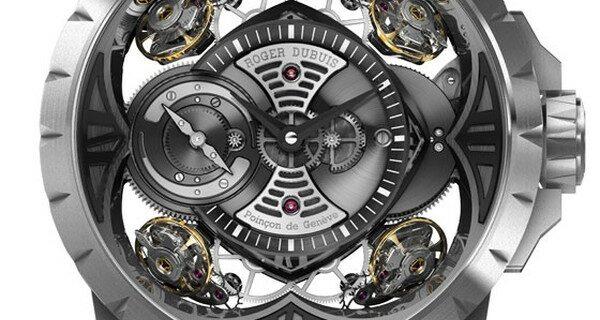 8 самых дорогих (на сегодняшний день) наручных часов вмире