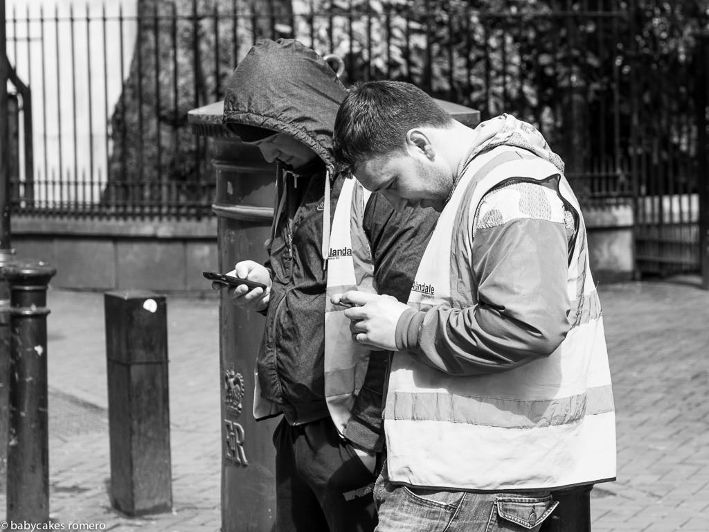 deathofconversation12 Эти снимки доказывают, как безвозвратно изменился мир