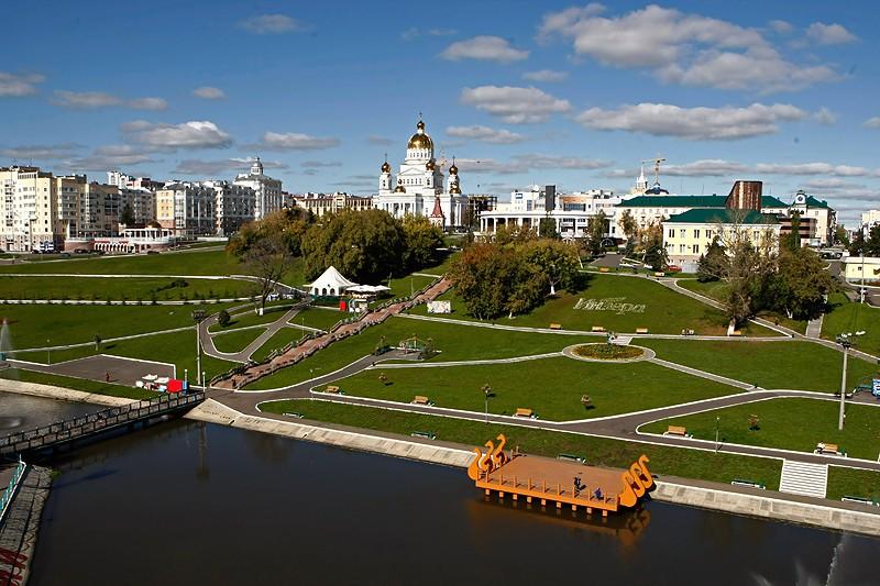 Ecorussia09 топ 10 самых экологичных городов