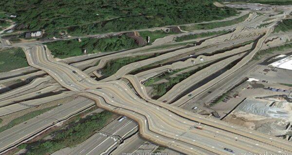 32 фотографии из Google Earth, противоречащие здравому смыслу