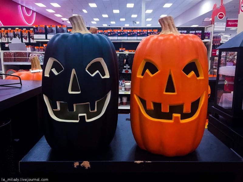 Как Америка готовится к Halloween • НОВОСТИ В ФОТОГРАФИЯХ 77320715aa217