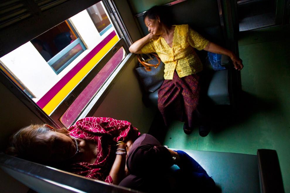 фото сон в поезде реакцией клиента
