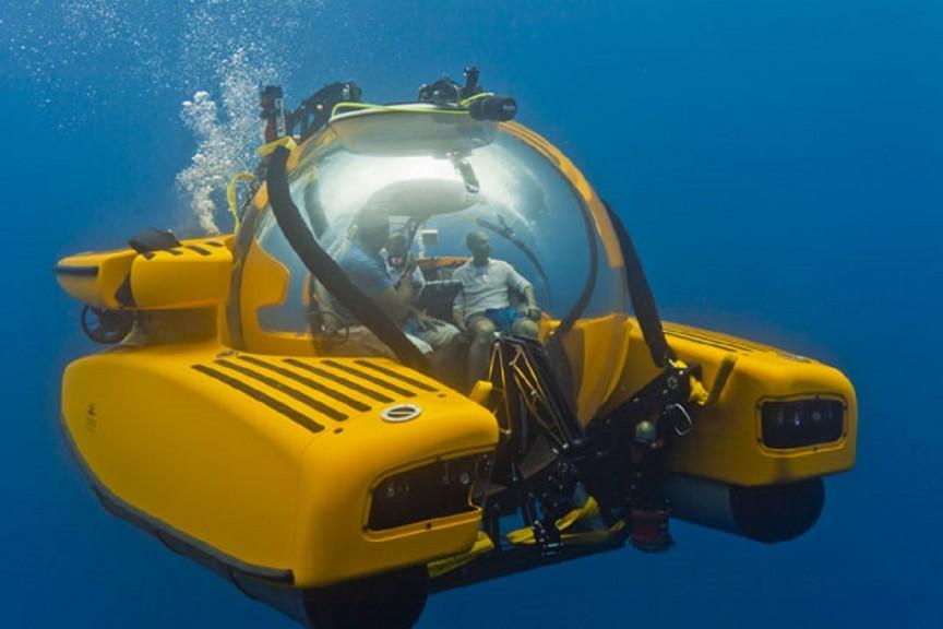 submarines02 10 самых эксклюзивных частных подводных лодок