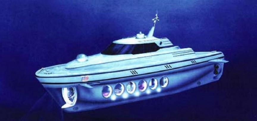 submarines04 10 самых эксклюзивных частных подводных лодок