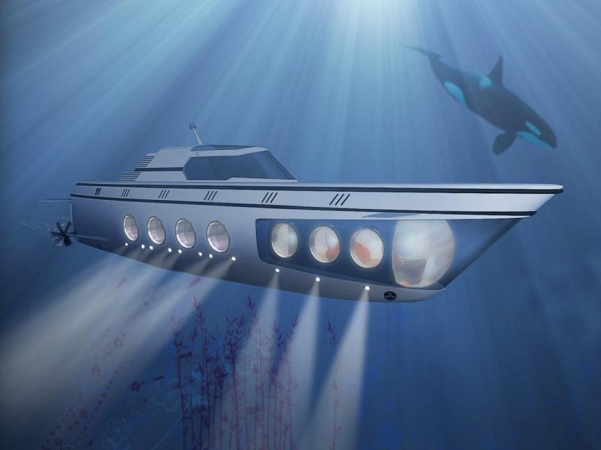 submarines08 10 самых эксклюзивных частных подводных лодок
