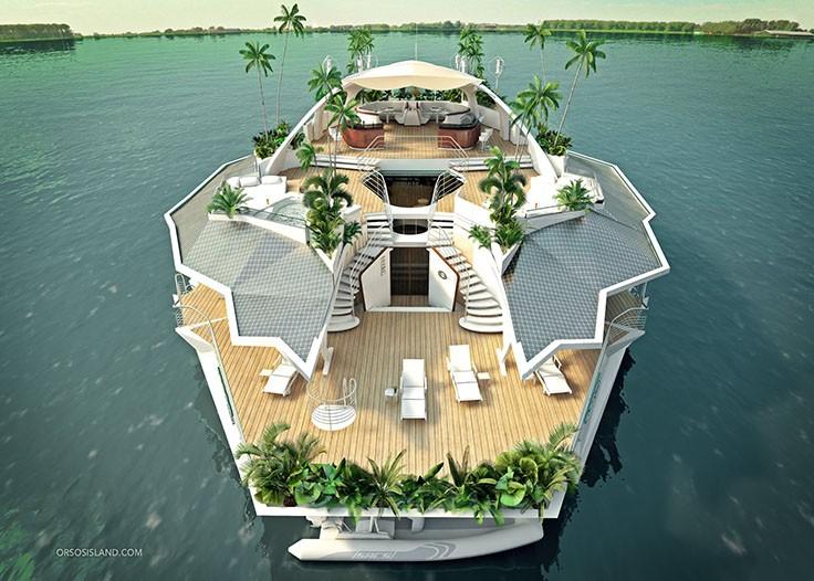 superyachts33 10 потрясающих «суперъяхт» будущего