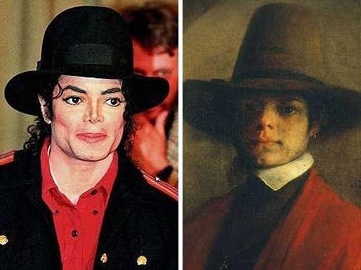 tweedledum26 Поразительное сходство голливудских знаменитостей и их исторических двойников