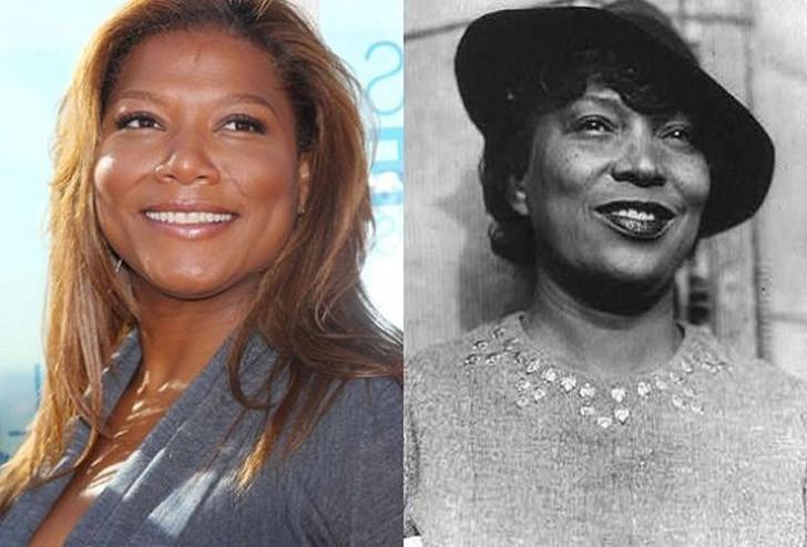 tweedledum28 Поразительное сходство голливудских знаменитостей и их исторических двойников