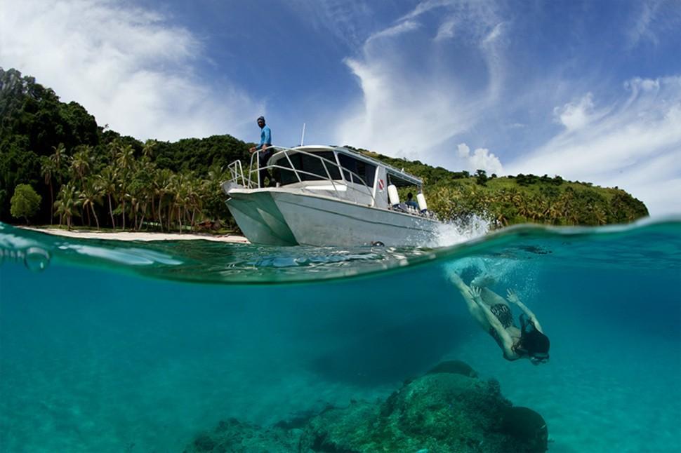 underwater01 Что скрывается под водой: 34 невероятные фотографии