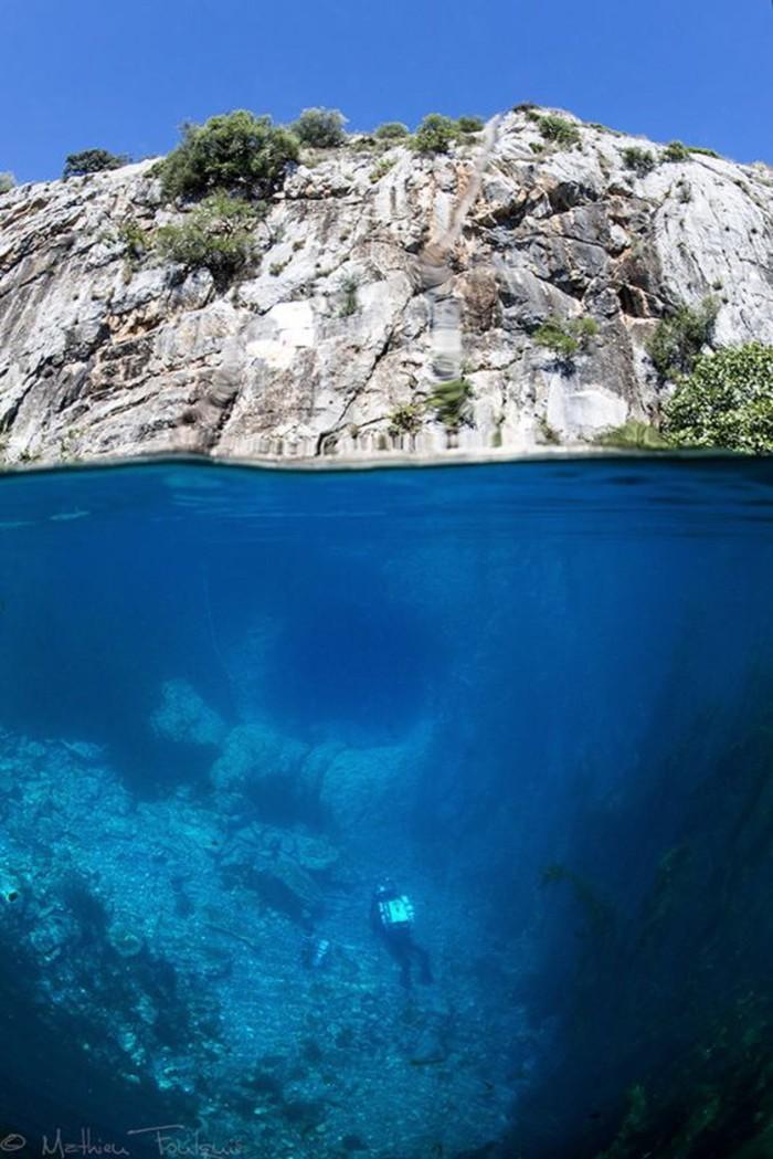 underwater08 Что скрывается под водой: 34 невероятные фотографии
