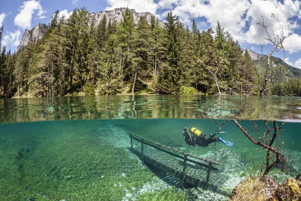 underwater23 Что скрывается под водой: 34 невероятные фотографии