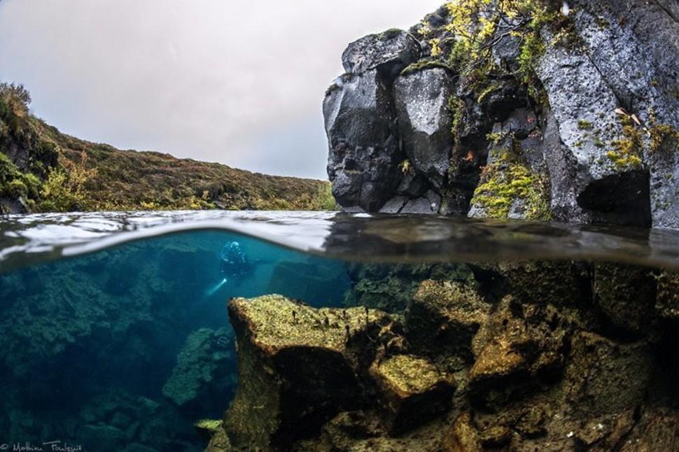 underwater33 Что скрывается под водой: 34 невероятные фотографии