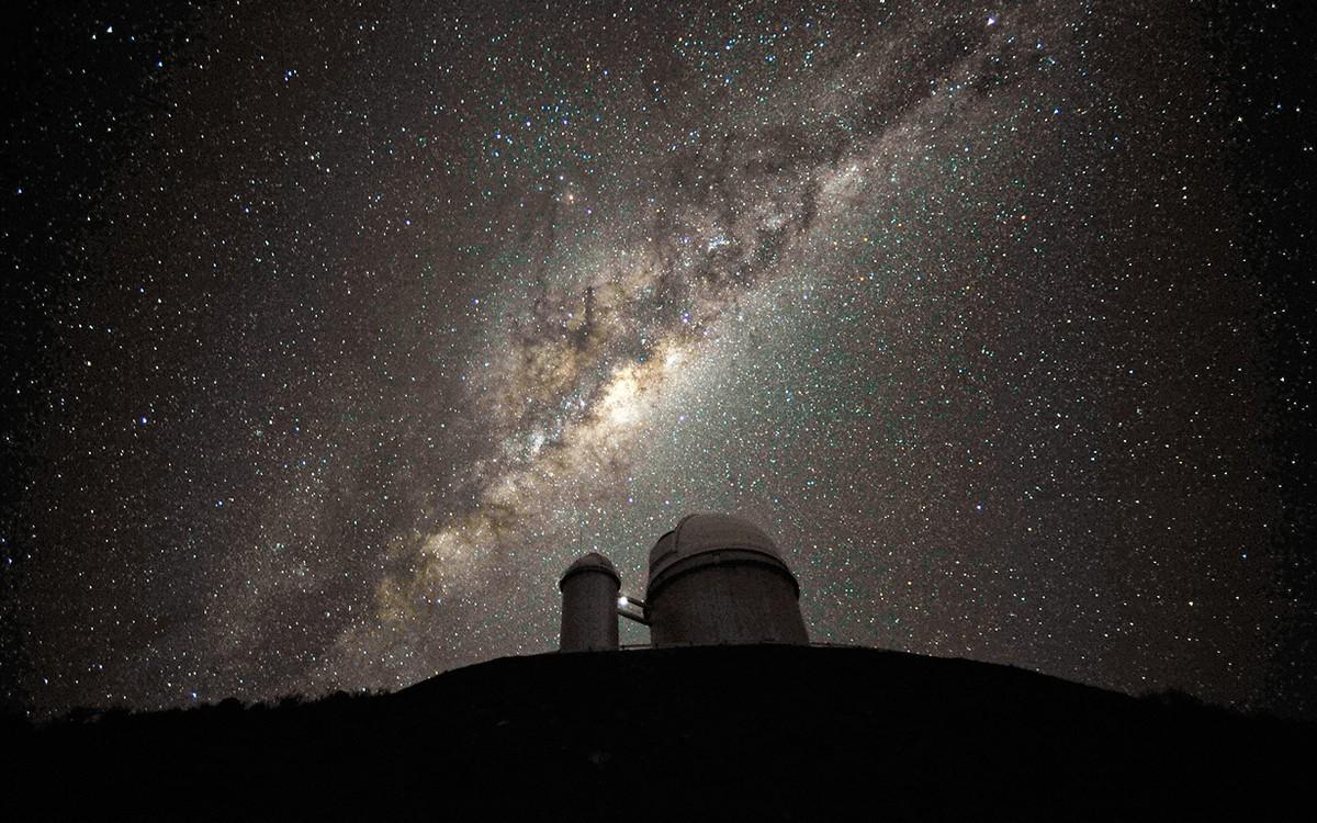 vialactea02 Млечный Путь. Марш звёзд в космосе