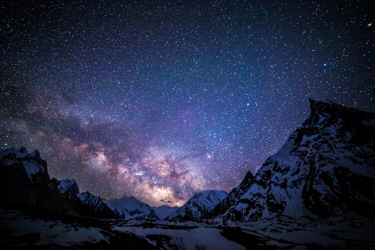 vialactea04 Млечный Путь. Марш звёзд в космосе