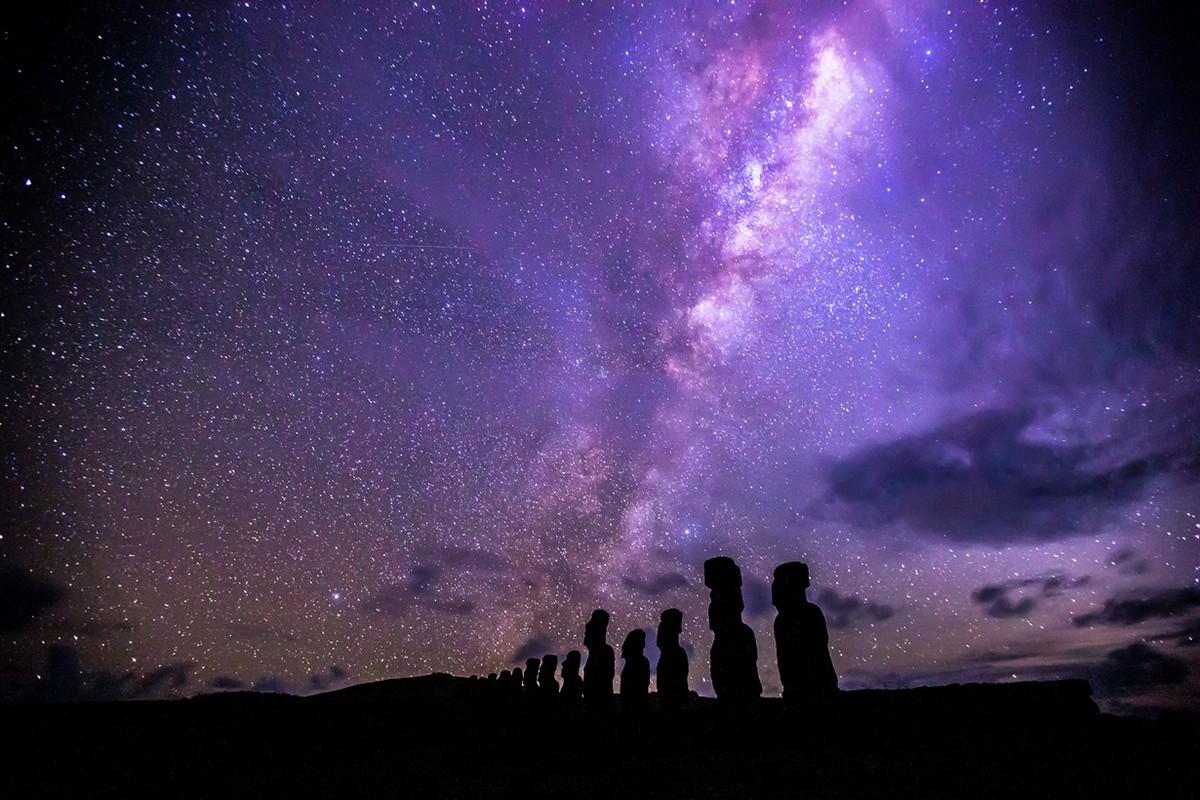 vialactea05 Млечный Путь. Марш звёзд в космосе