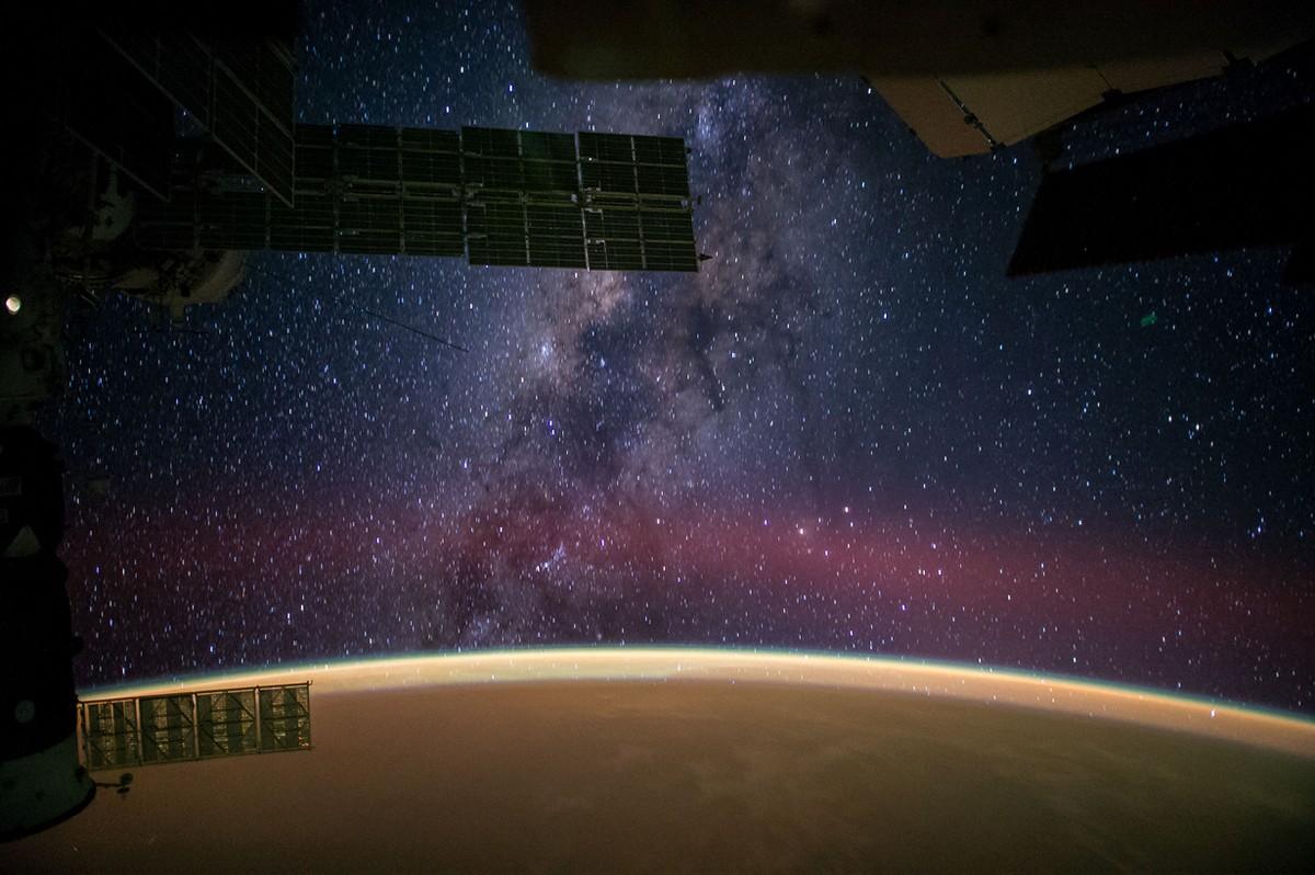 vialactea07 Млечный Путь. Марш звёзд в космосе