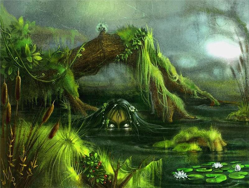 watermyths11 Пугающие мифы и легенды о воде