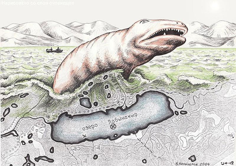 watermyths16 Пугающие мифы и легенды о воде