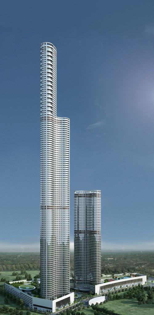 weirdachitect10 10 самых безумных зданий, строящихся прямо сейчас