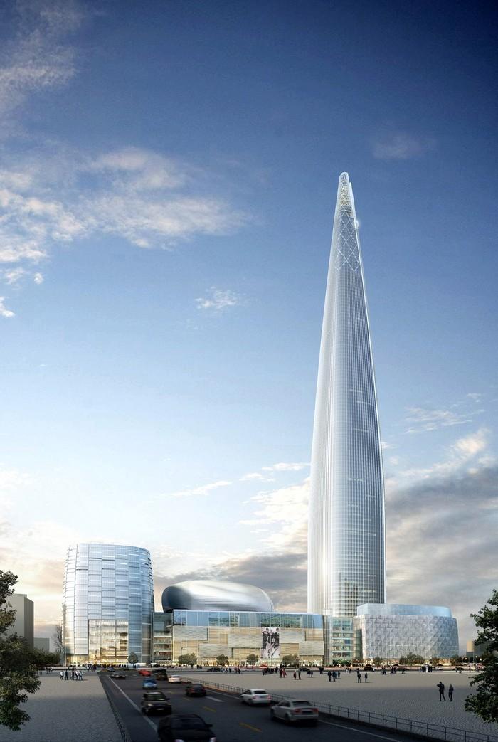weirdachitect15 10 самых безумных зданий, строящихся прямо сейчас