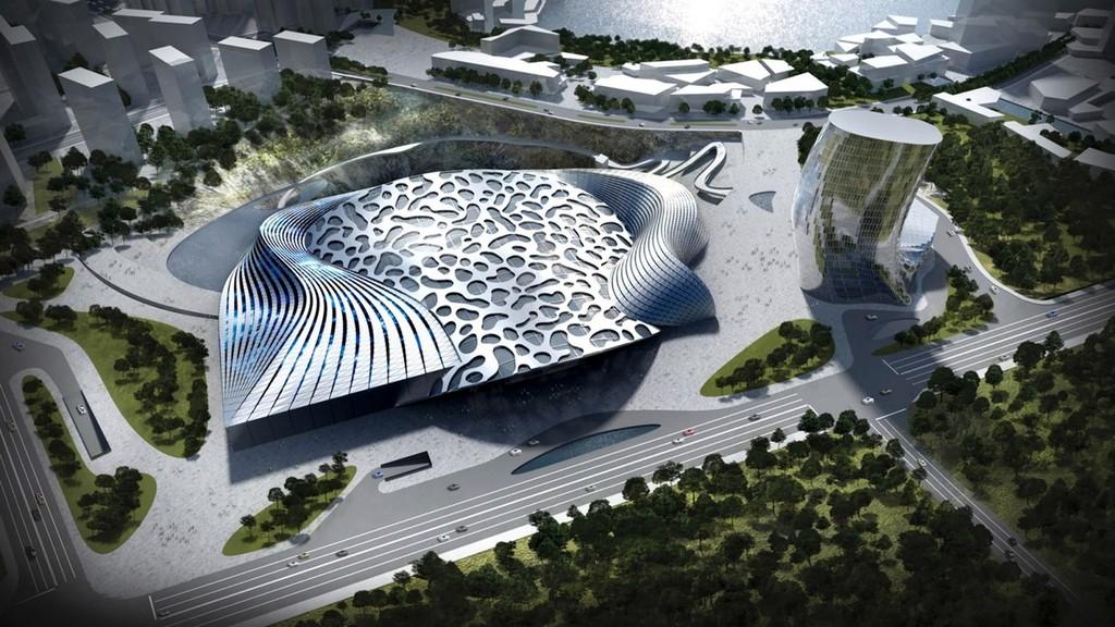 weirdachitect17 10 самых безумных зданий, строящихся прямо сейчас
