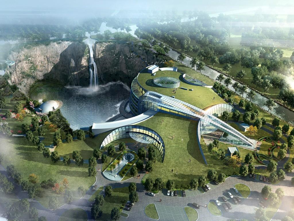 weirdachitect18 10 самых безумных зданий, строящихся прямо сейчас