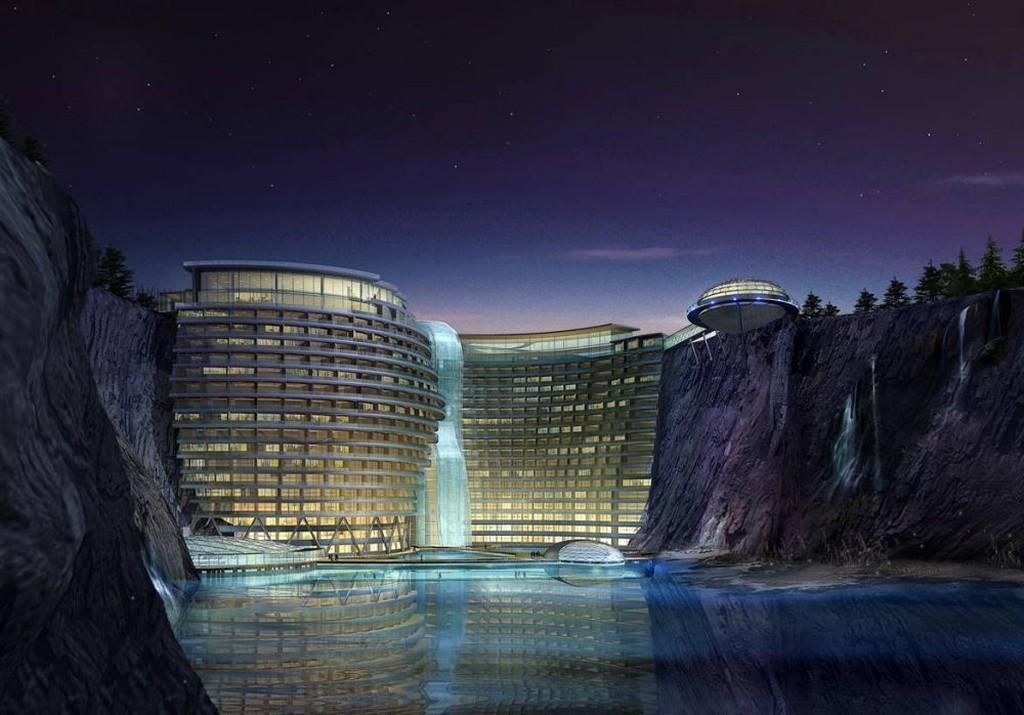 weirdachitect19 10 самых безумных зданий, строящихся прямо сейчас