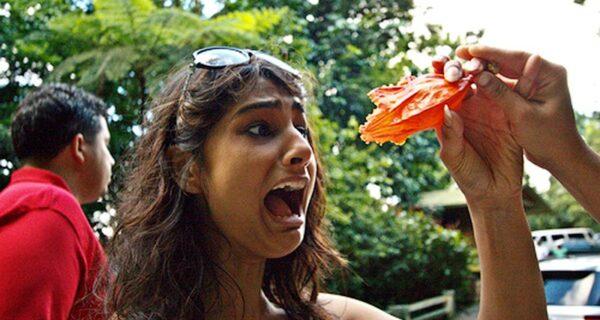 10 фобий, вызванных природой