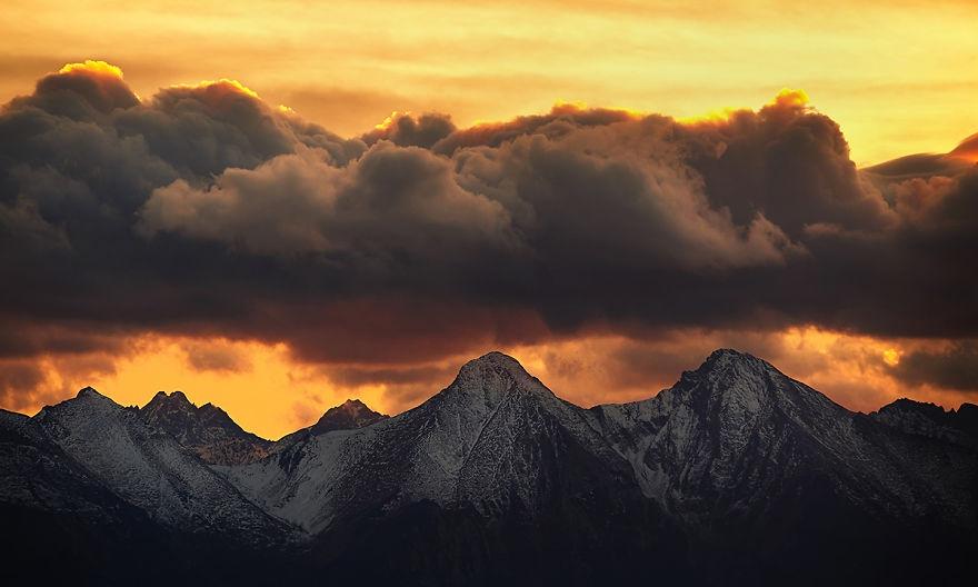 1111 Татры — горы удивительной красоты