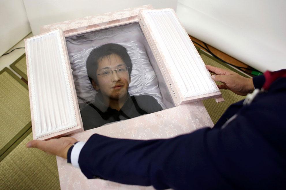 115 Новая мода в Японии: организация похорон при жизни