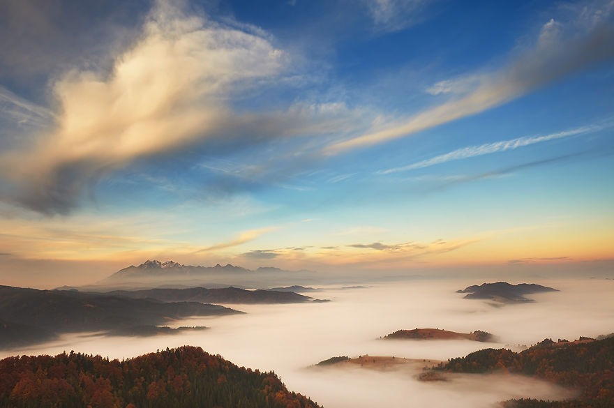 126 Татры — горы удивительной красоты