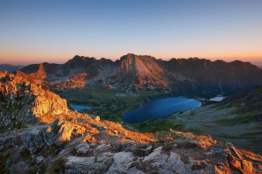 137 Татры — горы удивительной красоты