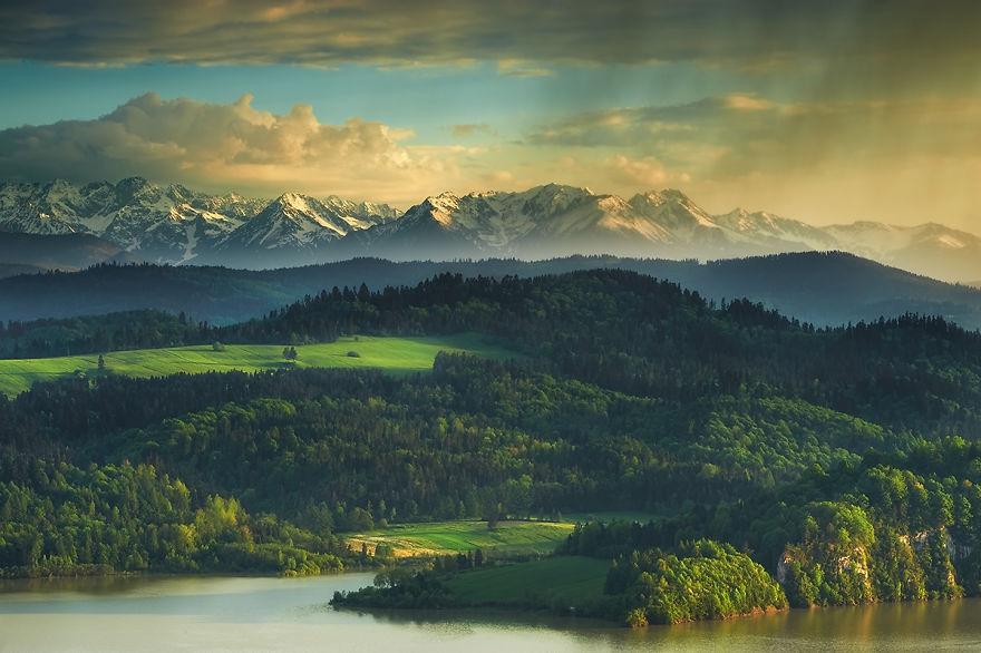 213 Татры — горы удивительной красоты
