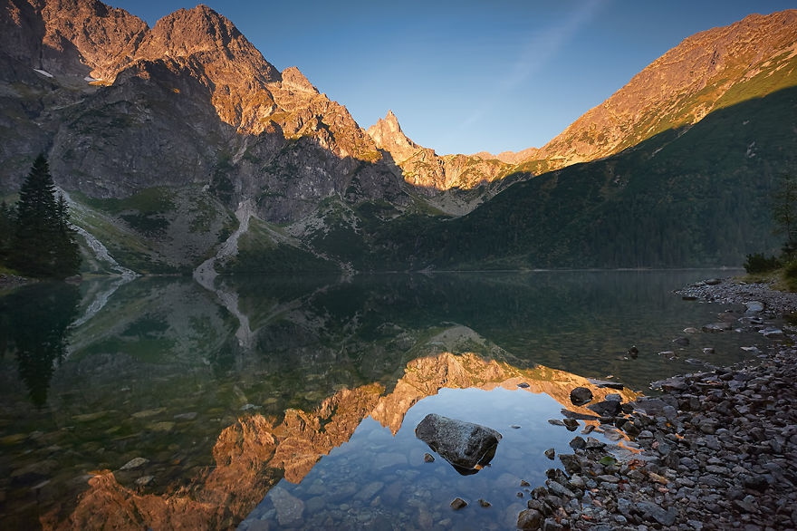 410 Татры — горы удивительной красоты
