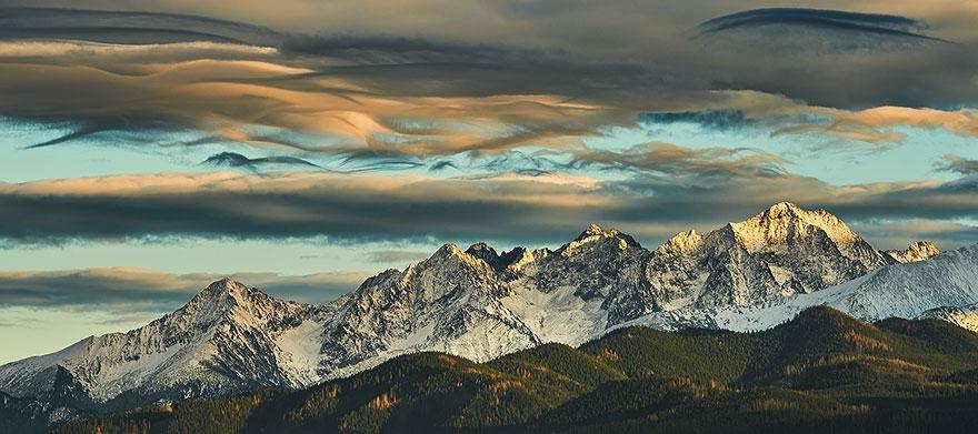 510 Татры — горы удивительной красоты
