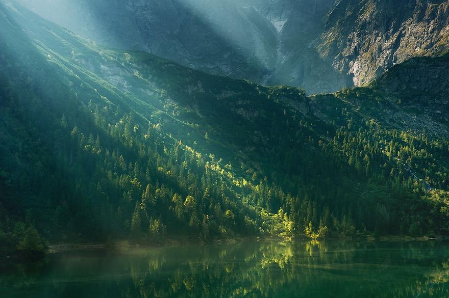 610 Татры — горы удивительной красоты