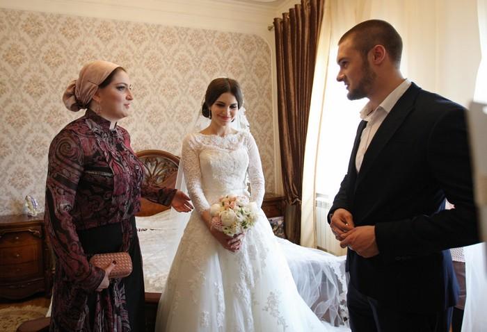 13. Кроткая чеченская невеста