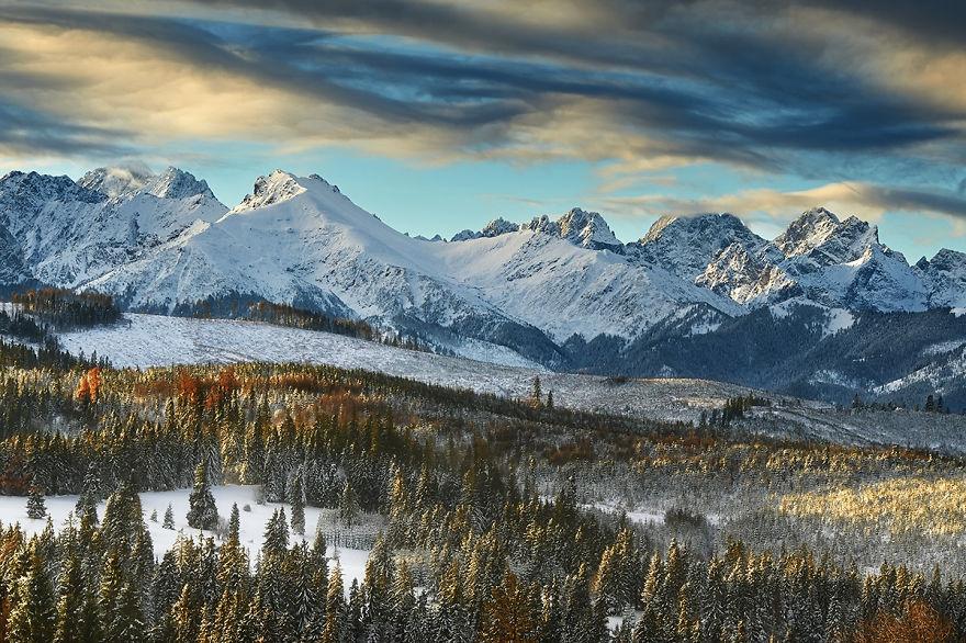 87 Татры — горы удивительной красоты
