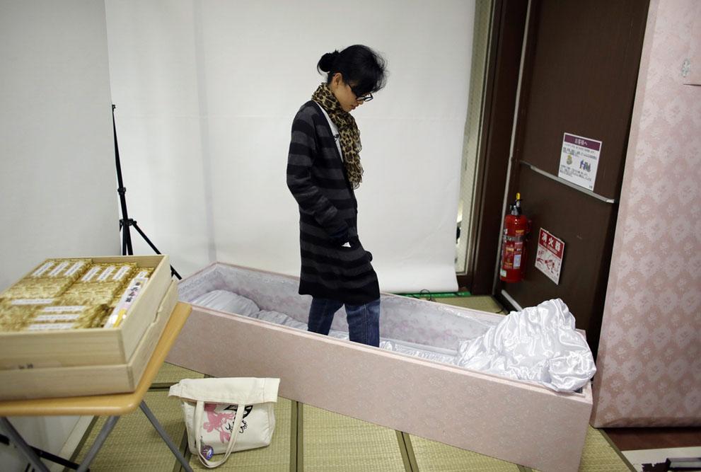 94 Новая мода в Японии: организация похорон при жизни