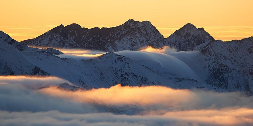 97 Татры — горы удивительной красоты