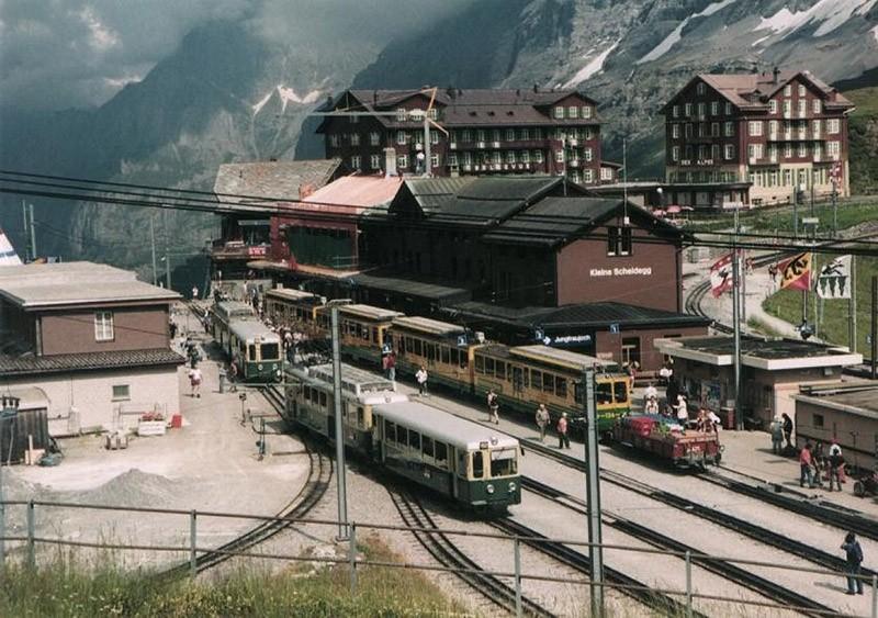 Chbahns06 Топ 5 самых необычных железных дорог Швейцарии