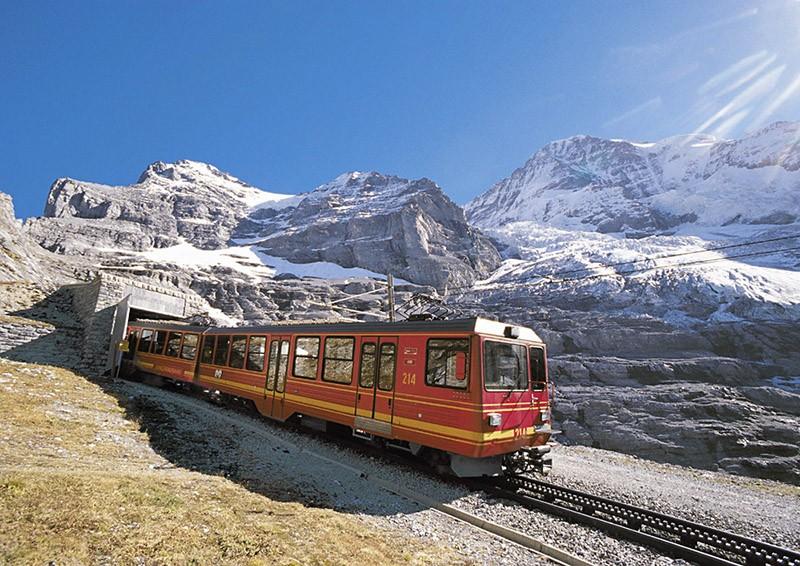 Chbahns08 Топ 5 самых необычных железных дорог Швейцарии