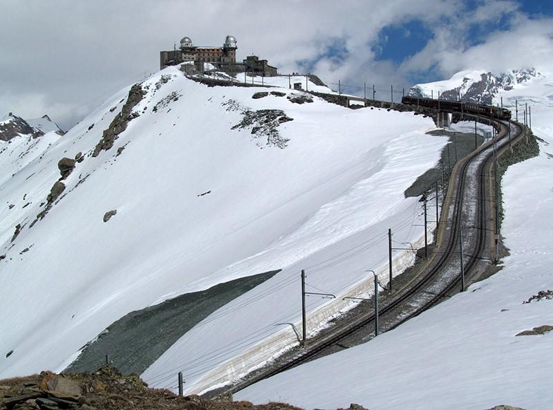 Chbahns30 Топ 5 самых необычных железных дорог Швейцарии