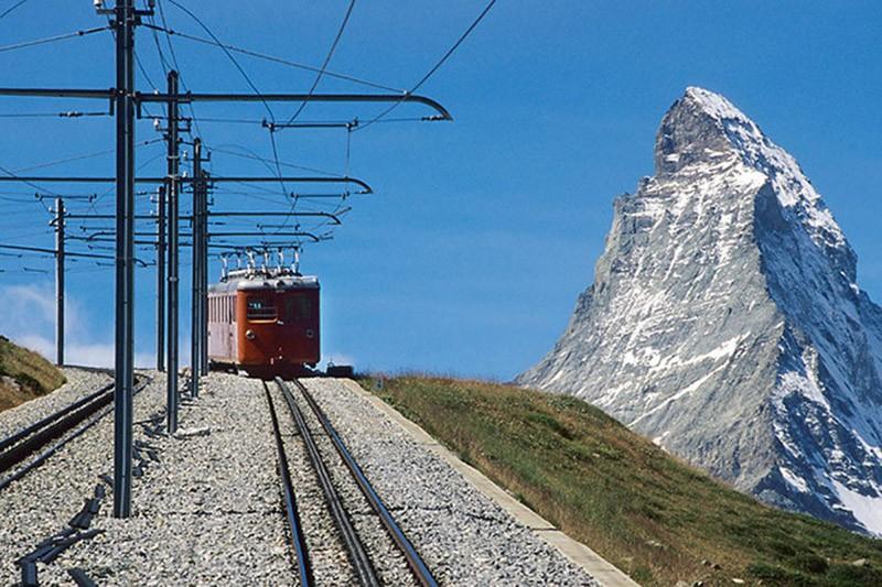 Chbahns38 Топ 5 самых необычных железных дорог Швейцарии