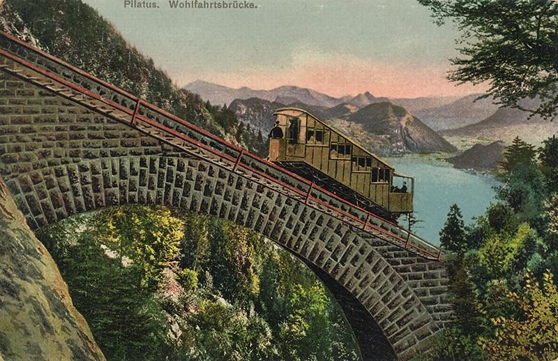 Chbahns44 Топ 5 самых необычных железных дорог Швейцарии