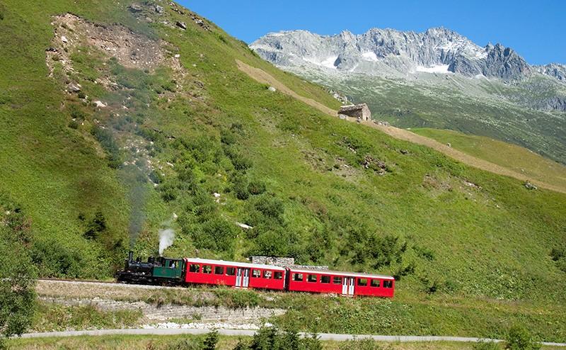 Chbahns52 Топ 5 самых необычных железных дорог Швейцарии