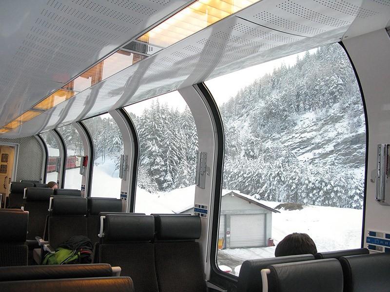 Chbahns68 Топ 5 самых необычных железных дорог Швейцарии