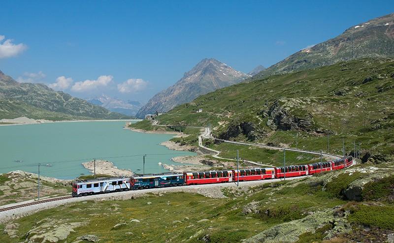 Chbahns72 Топ 5 самых необычных железных дорог Швейцарии