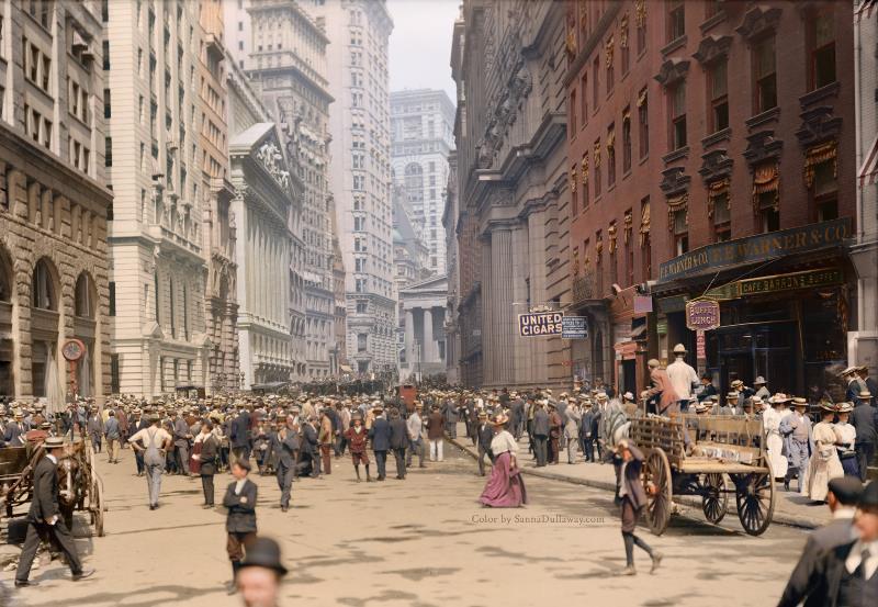 Coloredhistory26 34 удивительных примера колорирования старых архивных фото