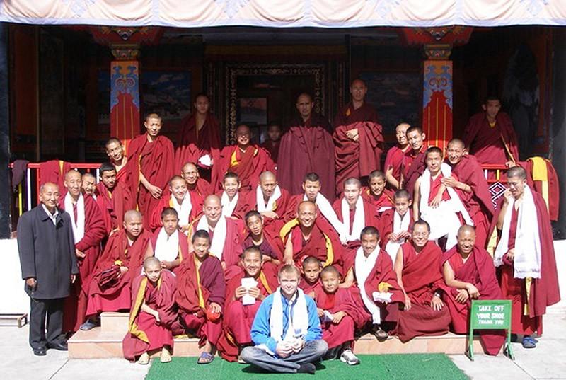 Gangsen01 Снежные львы: из Тибета в Казахстан